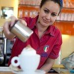 Un caffè – sempre con VANNINI
