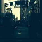 Michigan Ave Entrance