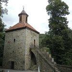 """Der Glockenturm oder auch """"Kühner Henke"""" genannt"""