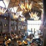 Hotel Lobby panaroma