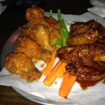 Awesome wings