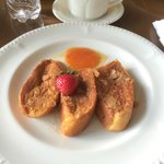 Room Service French Toast