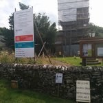 Church undergoing preservation: contains biscuits and hot drinks on honesty basis...