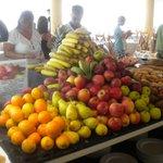 Buffet Abend/Morgen - Früchte
