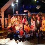 Het geweldige Entertainment Team Club Martha's 2014