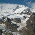 La vista del Monte Rosa