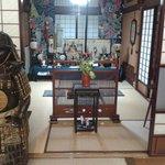 Samurai and antiques