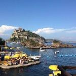 Gardenia Mare / Aragonese Castle
