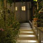 Capri Wine Hotel - By Night -
