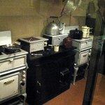 Churchill's kitchen