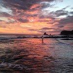 La Playa + Sunset