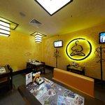 Ресторан «Нияма» уютно разместился в одном из торговых центров в г. Люберцы