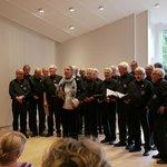 Visiting men's chorus