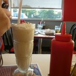 Birthday Cake Milk Shake
