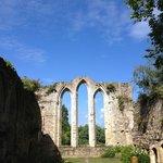 Abbaye de Beauport Reste de l'abbatiale