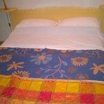 das Bett