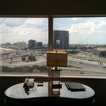 Hilton Dallas Lincoln Centre Room View 11th floor