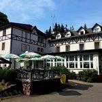 Celkový pohled na Spa a wellnes hotel Harmonie