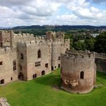 Beautiful Castle Ruins