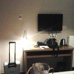 stanza piccolissima