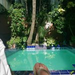 pool of 3 by 6 meters