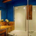 Salle de bain chambre Iris
