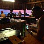 Engaging in my DJ hobby at CHUCHOS. Facebook.com/djhans242
