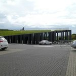 Giant's Causeway visitor centre on the grounds.