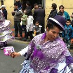 Desfiles por las Proximas fiestas patrias