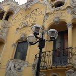 centro historico de Lima infinidad de Edificios historicos