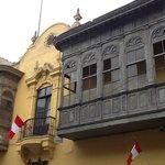 Balcones de lima