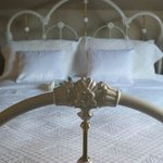 Queen Sized bed- third floor suite