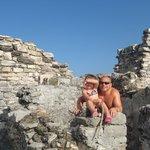 mayan ruins,scorpion temple