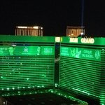 view of MGM from our room