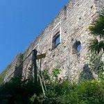 I resti della Rocca.