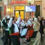 Portuguese dancers.