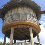 An amazing hut