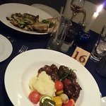 Oxtail at casserole night at Blu so good!!! Every Tuesday!