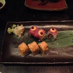sushi trial