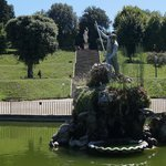 fontaine du Neptune