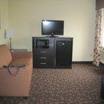 We had a 2 Queen bed Suite