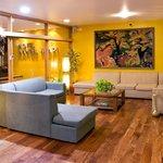 Lobby y sala de estar