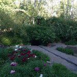 Gardens and tiled irrigation