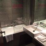 story telling sur le pare-douche ;)