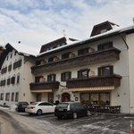 dicembre 2013 hotel Urthaler esterno