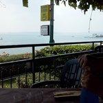 vista panoramica sul lago