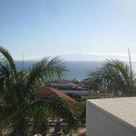 Vistas a la Gomera
