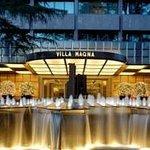 Hotel Villa Magna. Madrid.