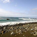 Praia Mar Seixos Beach