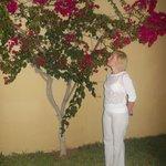 Нюхаю цветочки:)